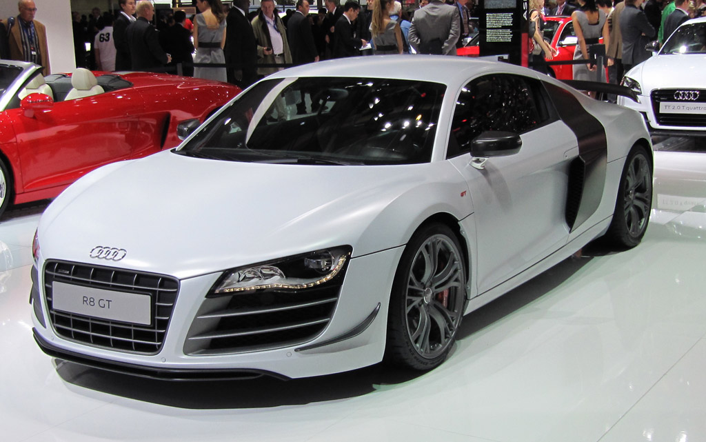 Audi R GT Pricing Starts At - Most expensive audi sports car