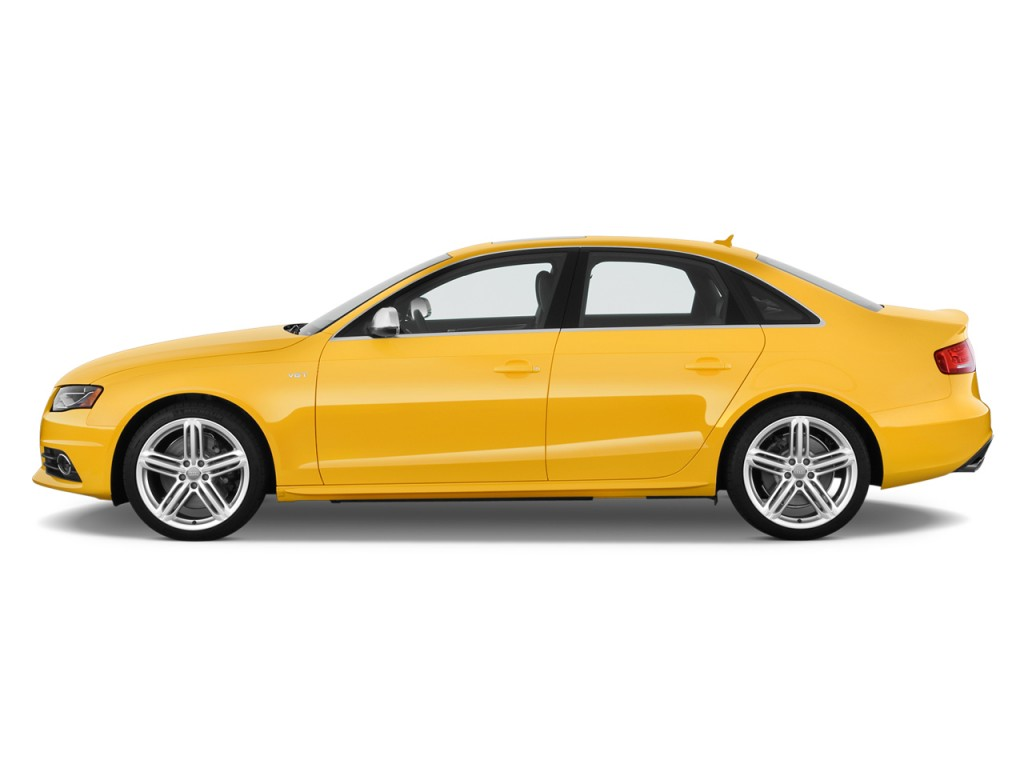 Image 2011 Audi S4 4 Door Sedan Manual Premium Plus Side