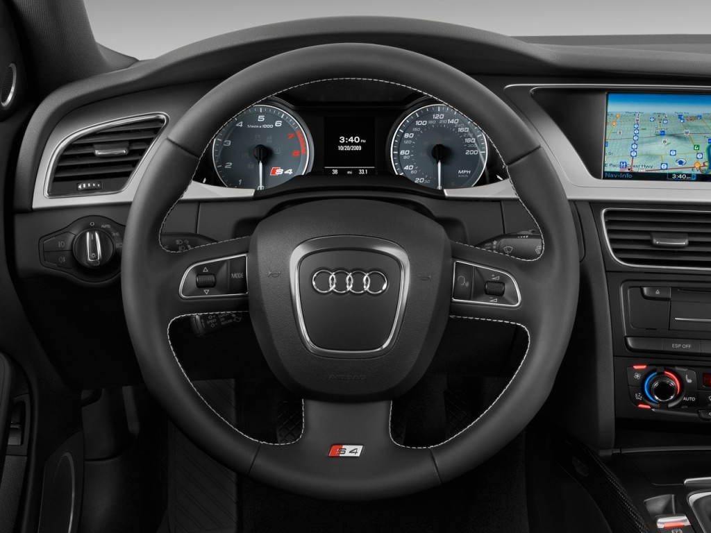 Image: 2011 Audi S4 4-door Sedan Manual Premium Plus ...