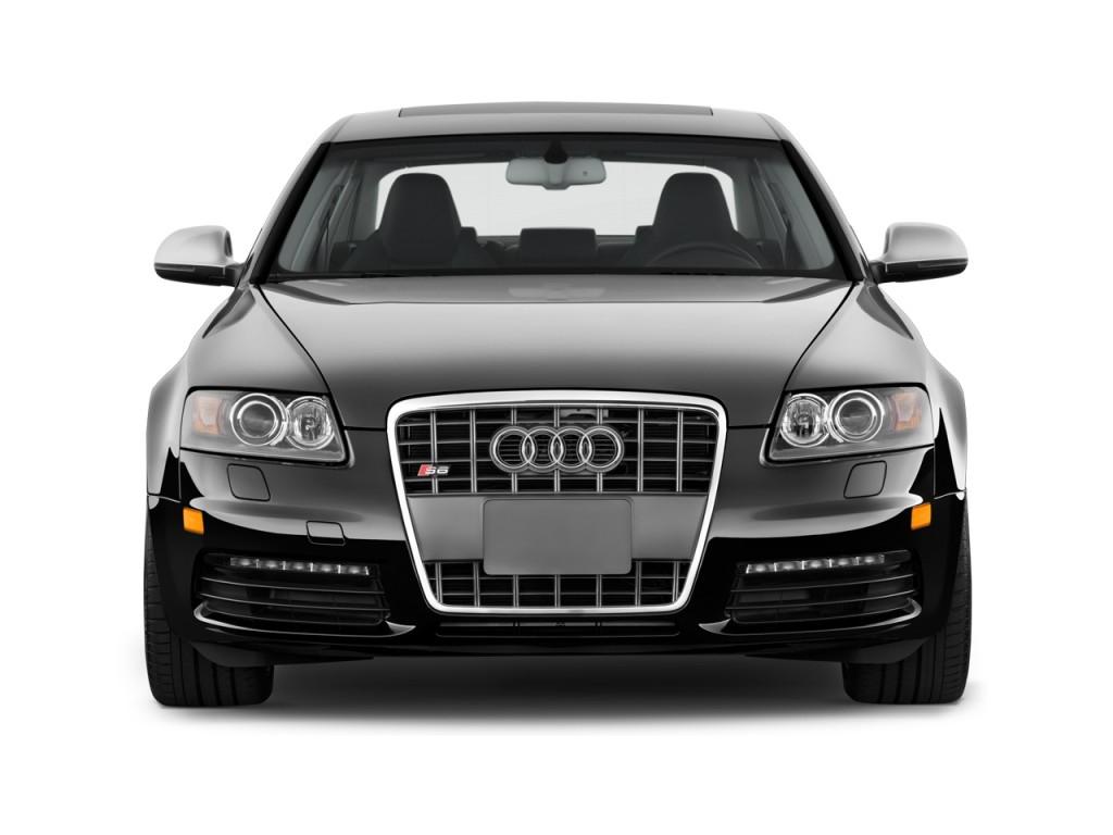 2011 Audi S6 4-door Sedan Prestige Front Exterior View