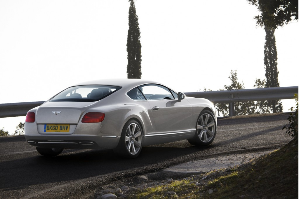 2011 Bentley Continental Gt Preview