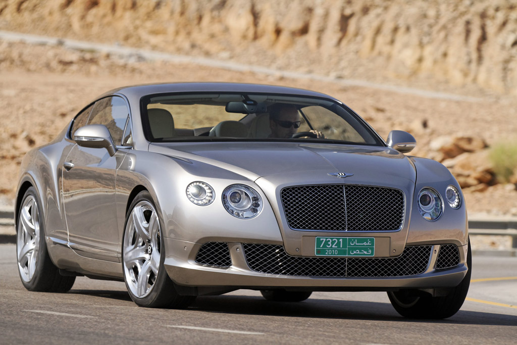 2011 Bentley Continental Gt Mega Gallery