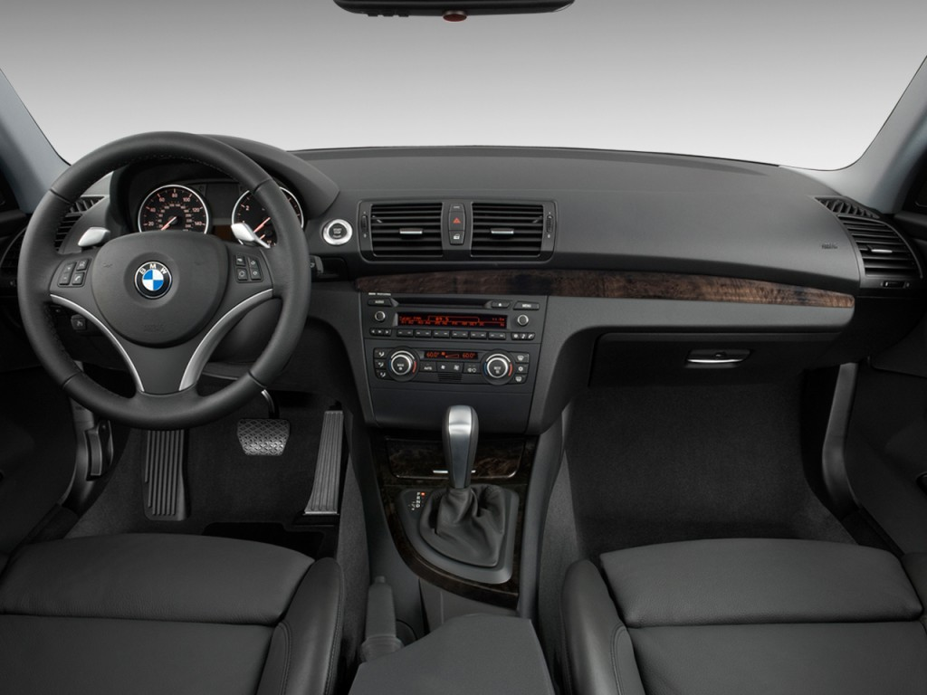 Image 2011 Bmw 1 Series 2 Door Coupe 128i Dashboard Size