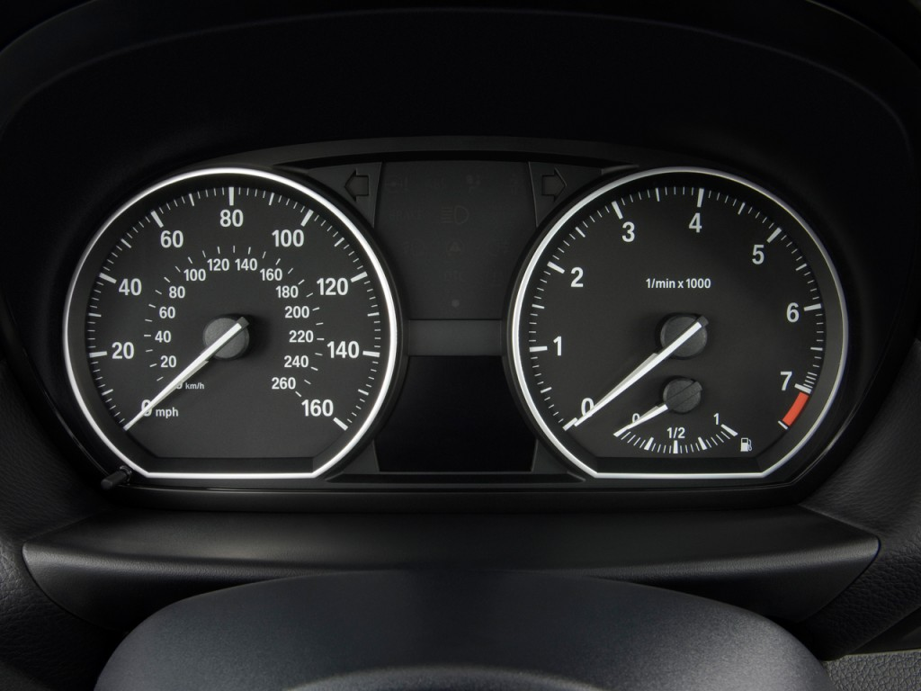 Bmw Dealerships In Georgia >> Image: 2011 BMW 1-Series 2-door Coupe 128i Instrument Cluster, size: 1024 x 768, type: gif ...