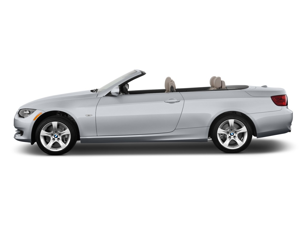 Image: 2011 BMW 3-Series 2-door Convertible 335i Side Exterior View ...