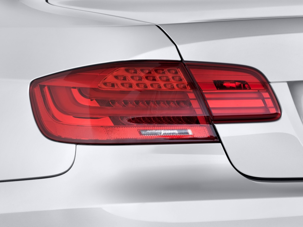 Image 2011 Bmw 3 Series 2 Door Coupe 335i Rwd Tail Light
