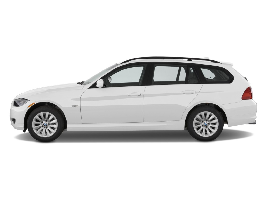 Image 2011 Bmw 3 Series 4 Door Sports Wagon 328i Xdrive Awd Side Exterior View Size 1024 X