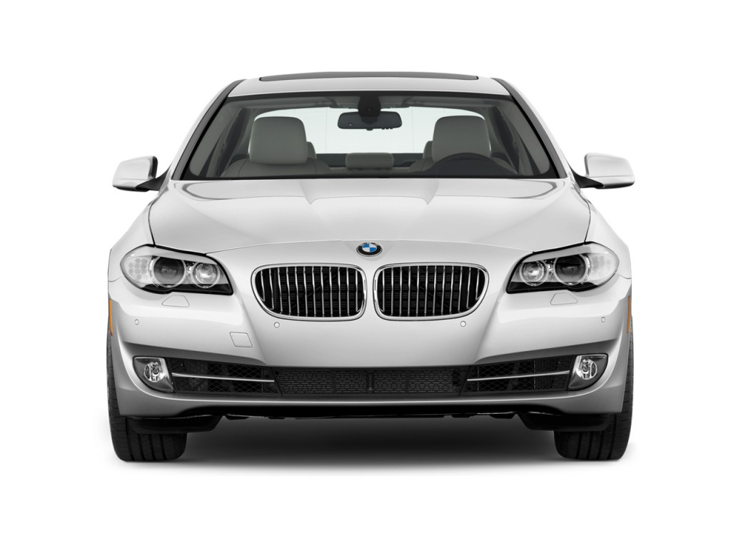 2011 BMW 5-Series 4-door Sedan 535i RWD Front Exterior View