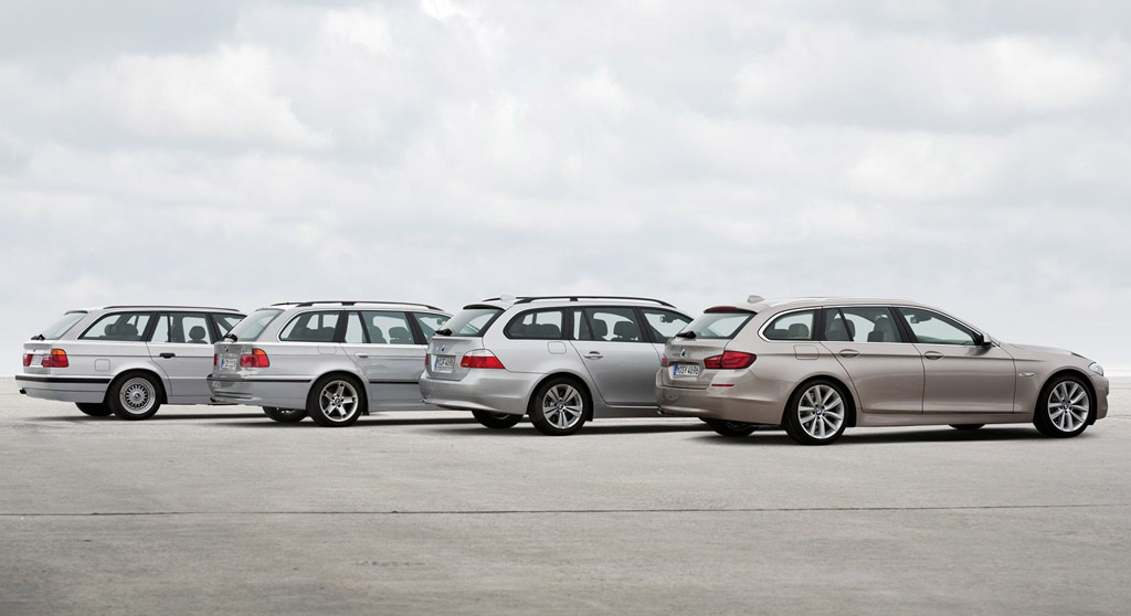 Captivating 2011 BMW 5 Series Touring