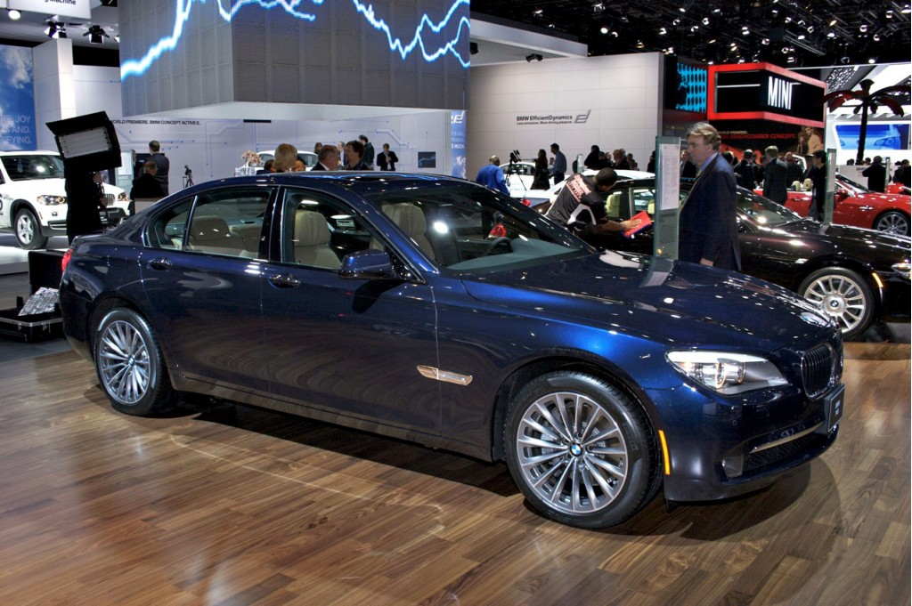 SixCylinder 2011 BMW 740i Priced From 71025
