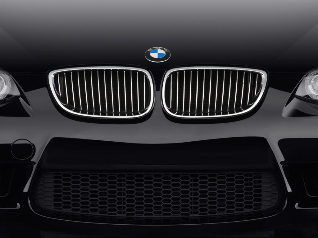 2011 BMW M3 2-door Coupe Grille