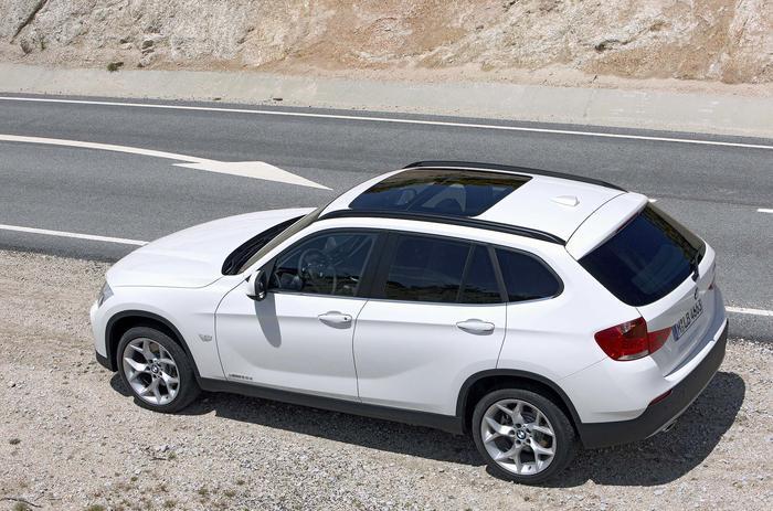 2011 BMW X1 SUV