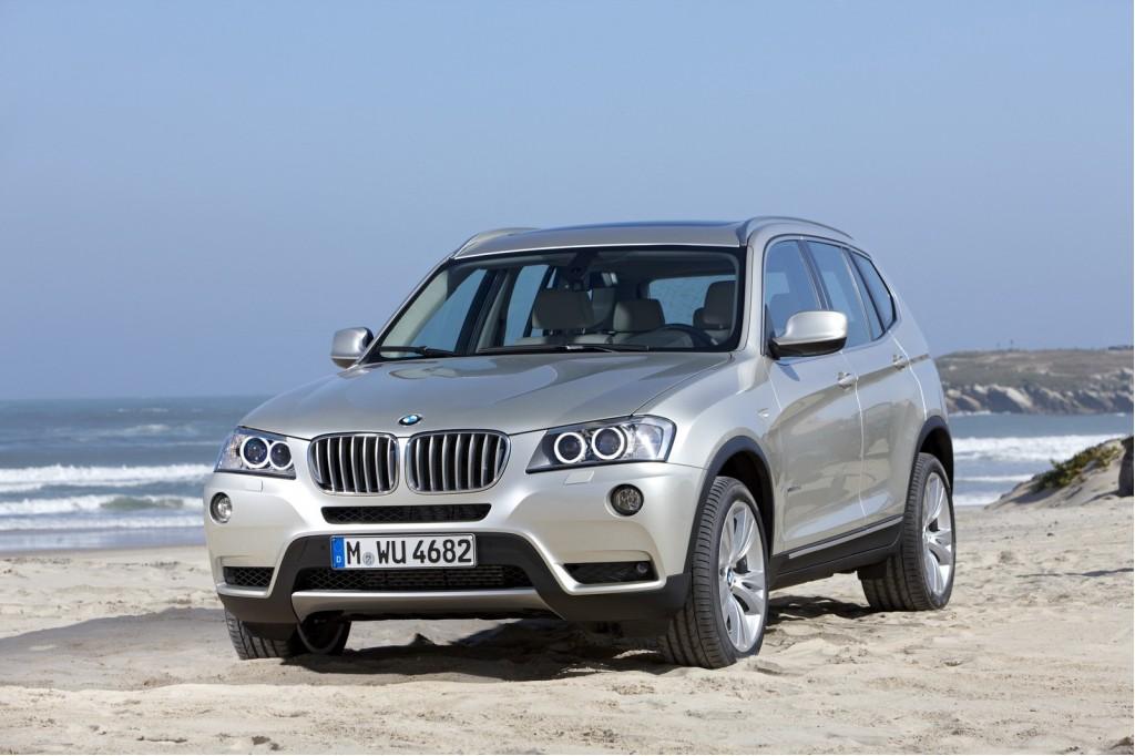 2011 BMW X3 Revealed