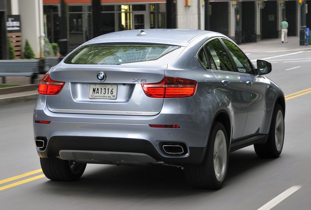 Image: 2011 BMW X6 ActiveHybrid, size: 1024 x 692, type: gif, posted ...