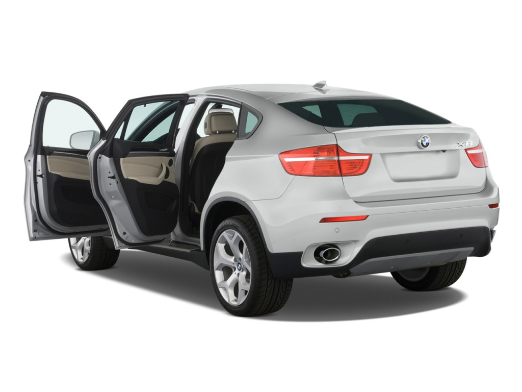 Image 2011 Bmw X6 Awd 4 Door 35i Open Doors Size 1024 X