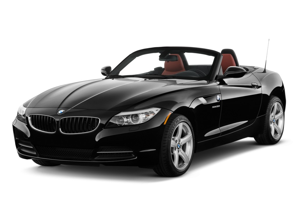 Image 2011 Bmw Z4 2 Door Roadster Sdrive30i Angular Front