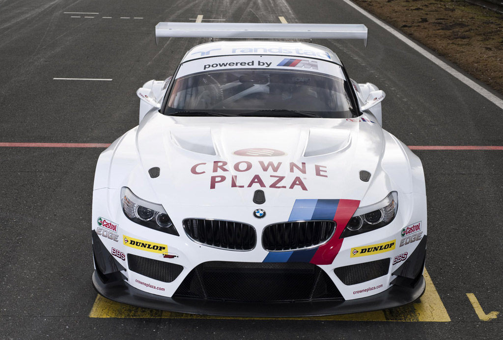 Image: 2011 BMW Z4 GT3 race car, size: 1024 x 692, type: gif, posted ...