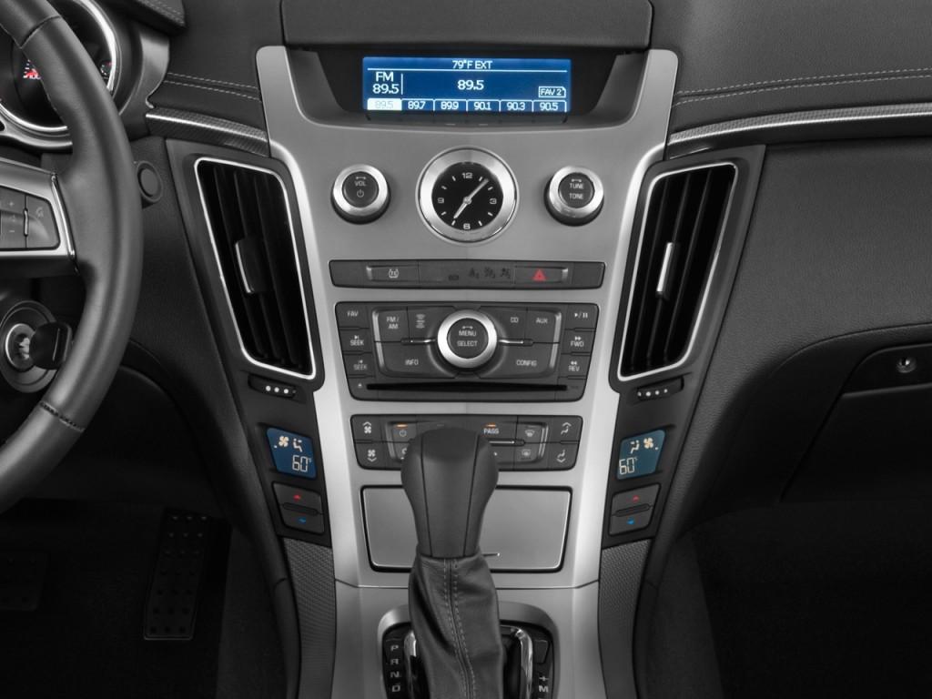 Image: 2011 Cadillac CTS Sedan 4-door Sedan 3.0L RWD ...