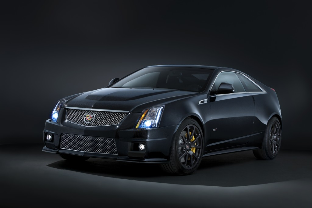CTS-V Coupe Black Diamond Ediition