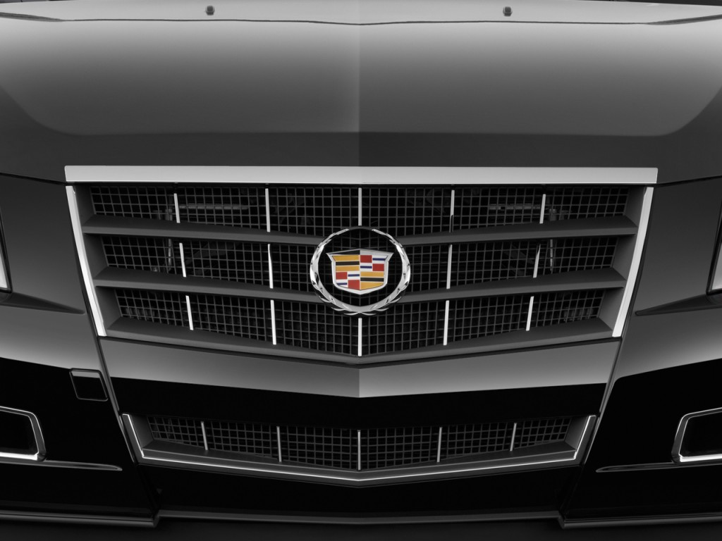 Cadillac Cts Wagon Dr Wagon L Performance Rwd Grille L on 2006 Cadillac Cts Mileage