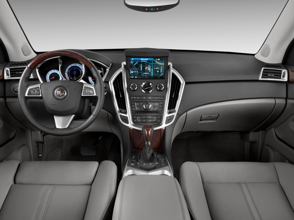 image 2011 cadillac srx fwd 4 door performance collection dashboard size 1024 x 768 type. Black Bedroom Furniture Sets. Home Design Ideas