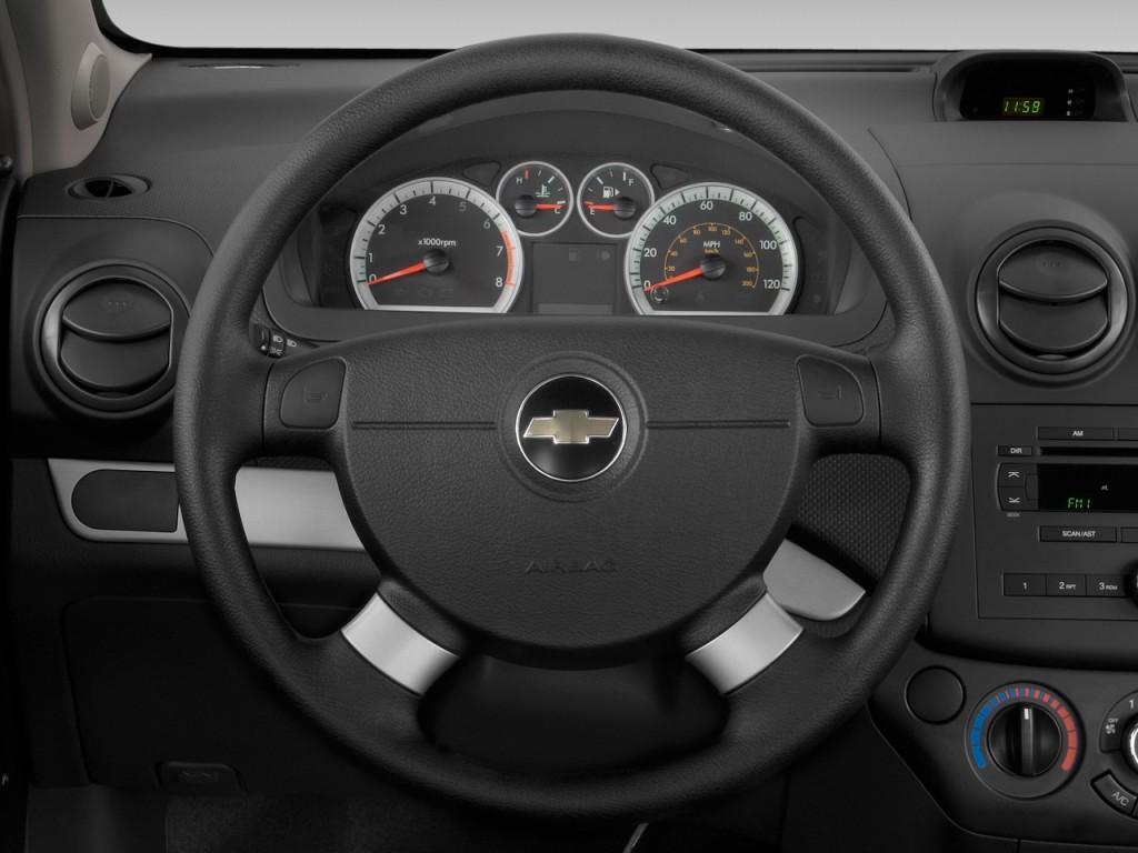 image 2011 chevrolet aveo 4 door sedan ls steering wheel size 1024 x 768 type gif posted. Black Bedroom Furniture Sets. Home Design Ideas