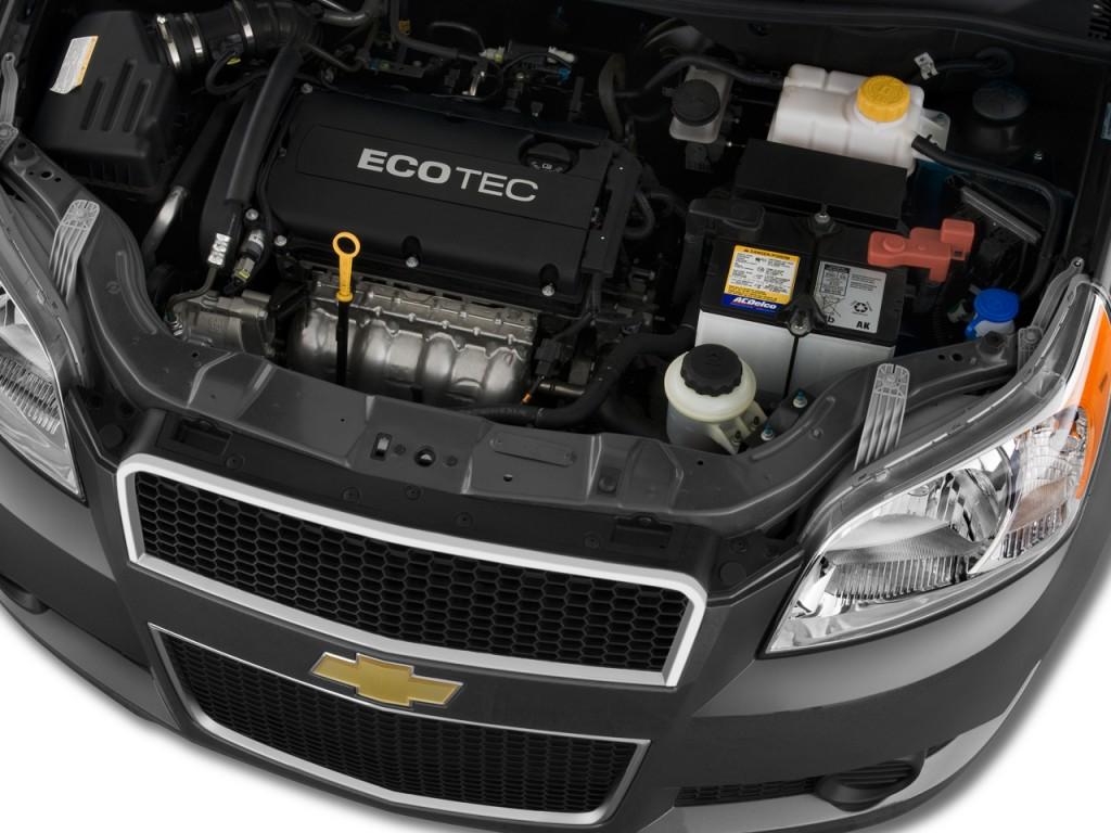 Image: 2011 Chevrolet Aveo 5dr HB LT w/1LT Engine, size ...