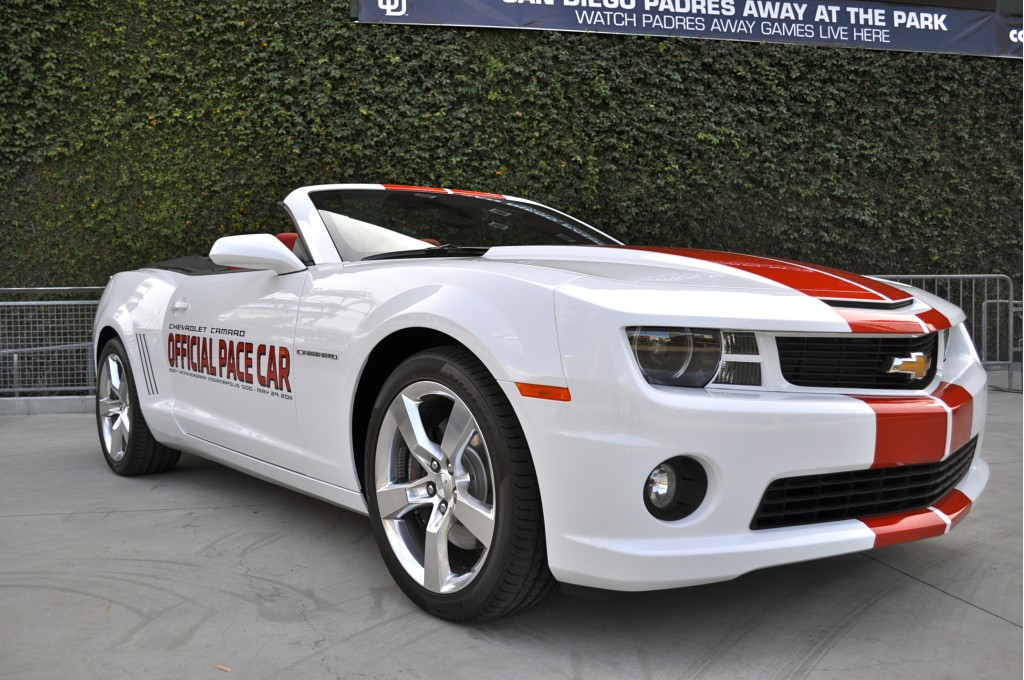Chevrolet To Sell 500 Indy Pace Car Replicas