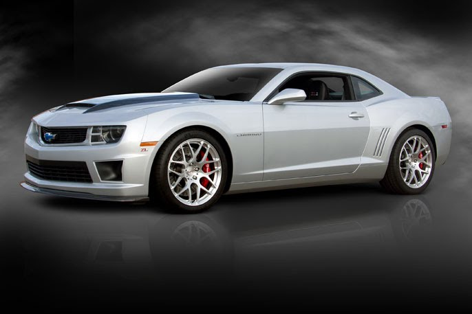 SLP Performance Offers Its Own Chevrolet Camaro ZL1