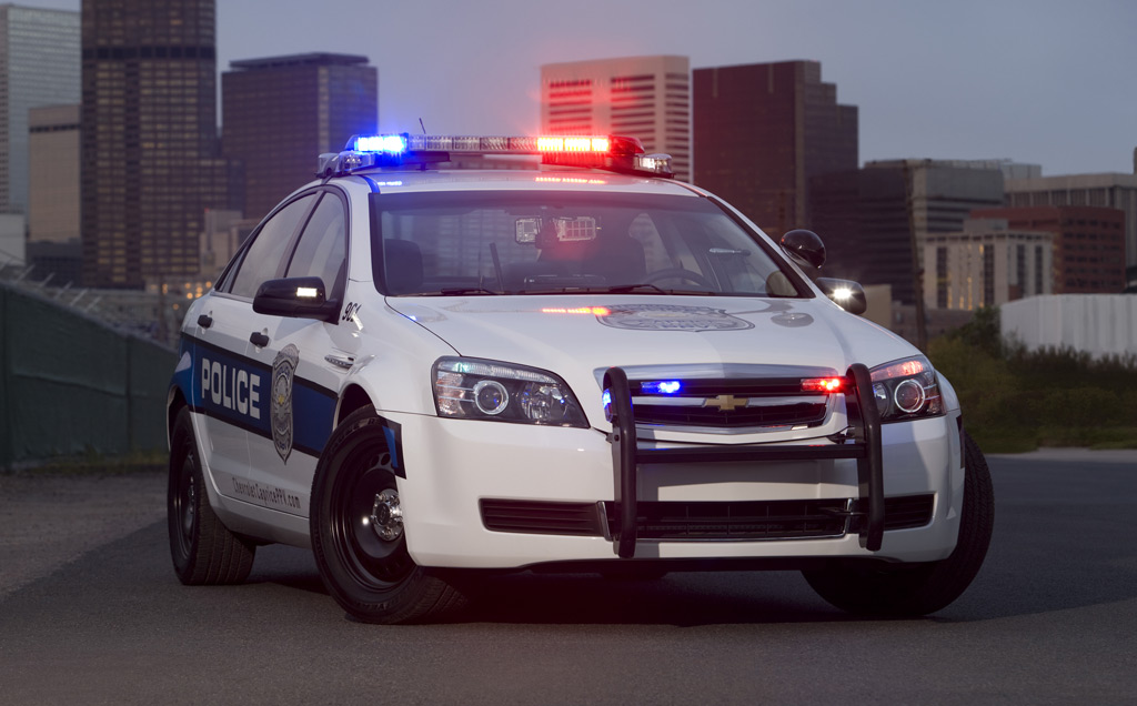 Aussie-Sourced Chevrolet Caprice Police Car Coming in 2011