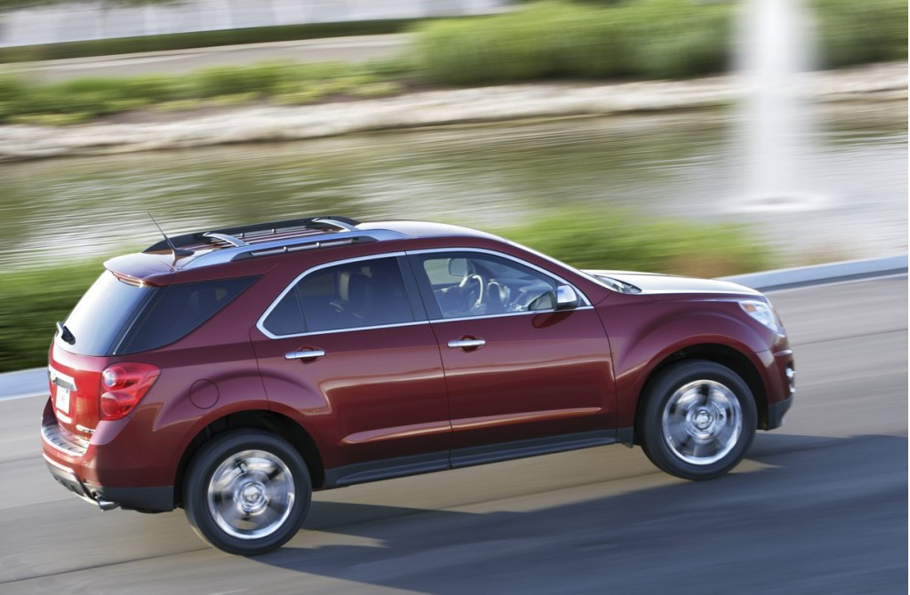 Used Chevy Traverse >> Image: 2011 Chevrolet Equinox LTZ, size: 1024 x 670, type: gif, posted on: December 9, 2010, 7 ...