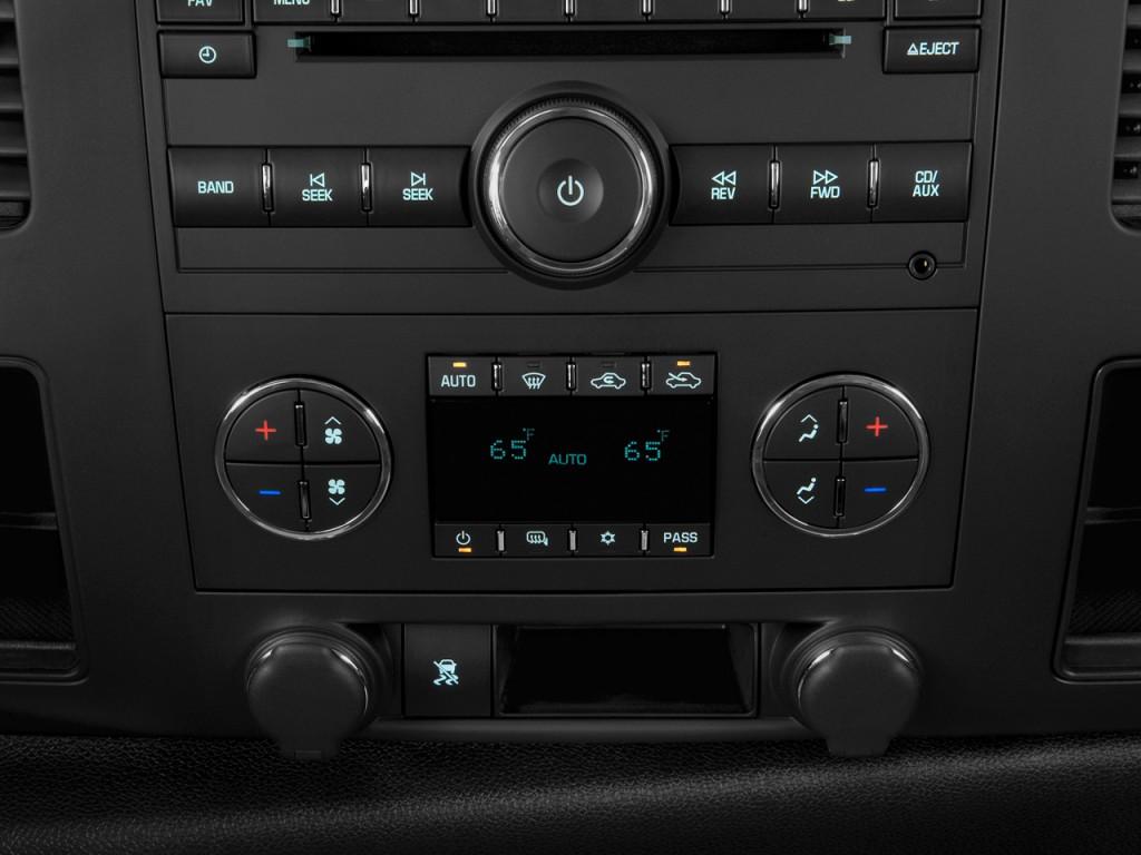 Image: 2011 Chevrolet Silverado 1500 Hybrid 4WD Crew Cab ...