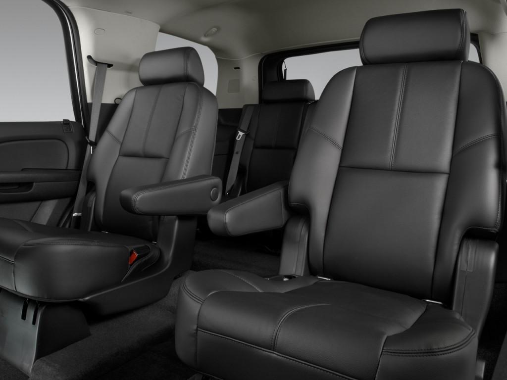Image: 2011 Chevrolet Tahoe 2WD 4-door 1500 LTZ Rear Seats, size: 1024 x 768, type: gif, posted ...