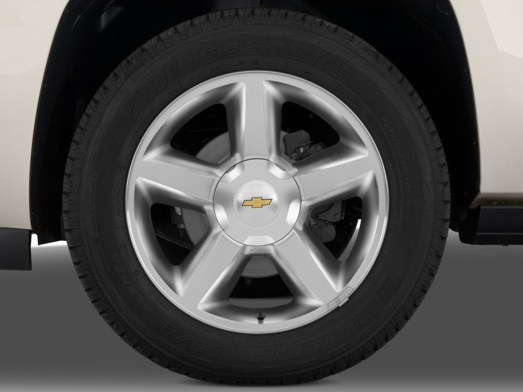 Chevrolet Tahoe Wd Door Ltz Wheel Cap L