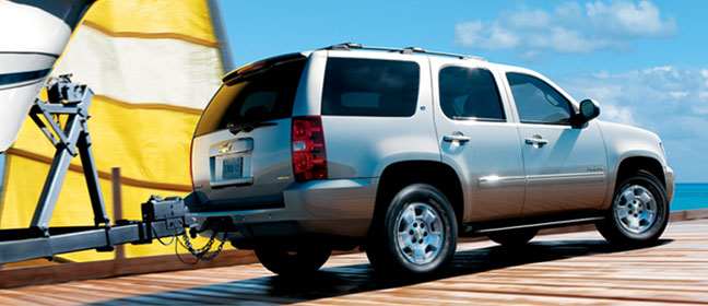 Chevy Tahoe Towing Capacity >> Family Car Advice The Best Suvs For Towing