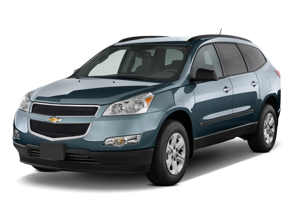 2011 Chevrolet Traverse (Chevy) Review, Ratings, Specs, Prices, and Photos  - The Car Connection