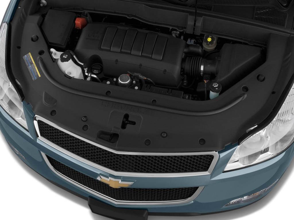 2011 Chevrolet Traverse FWD 4-door LS Engine