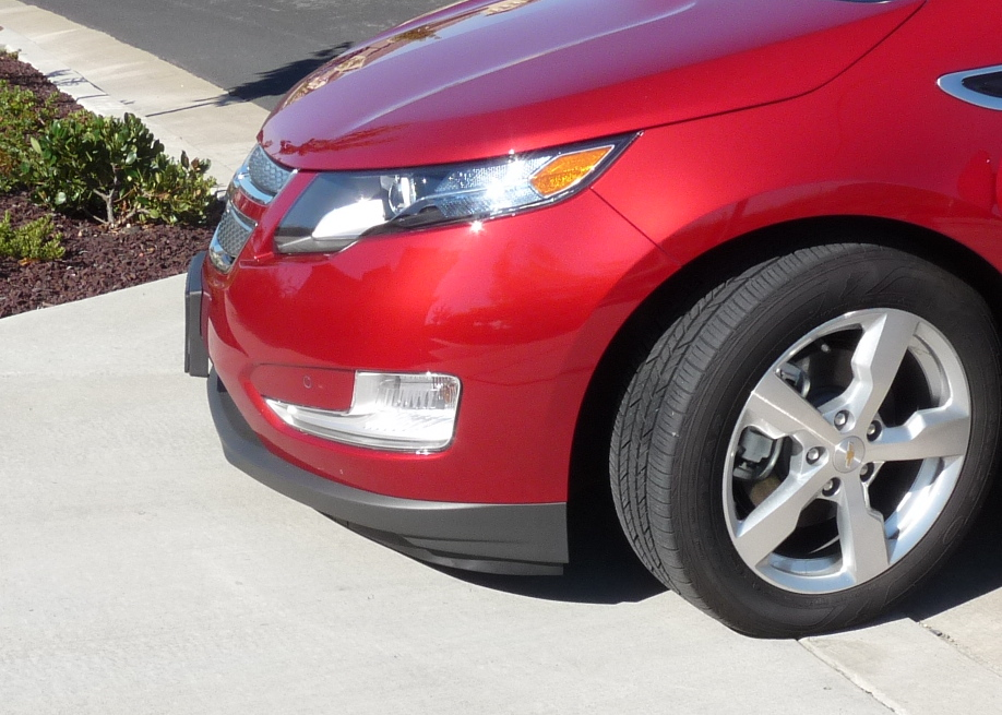 Image: 2011 Chevy Volt front air dam, after modification, size: 918 x 655, type: gif, posted on ...