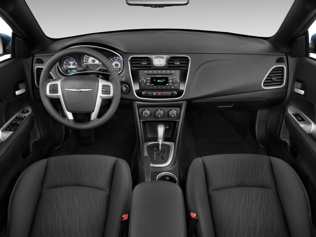 image 2011 chrysler 200 2 door convertible touring dashboard size 1024 x 768 type gif. Black Bedroom Furniture Sets. Home Design Ideas