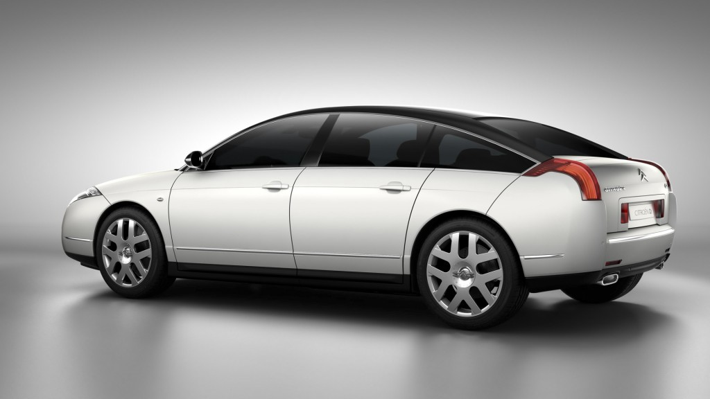 Citroën to fill C6 void with new flagship sedan