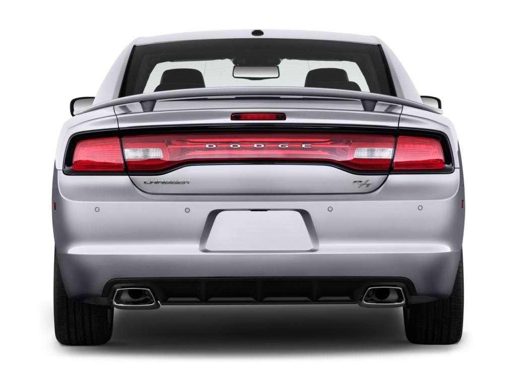 Image 2011 Dodge Charger 4 Door Sedan Rt Max Rwd Rear