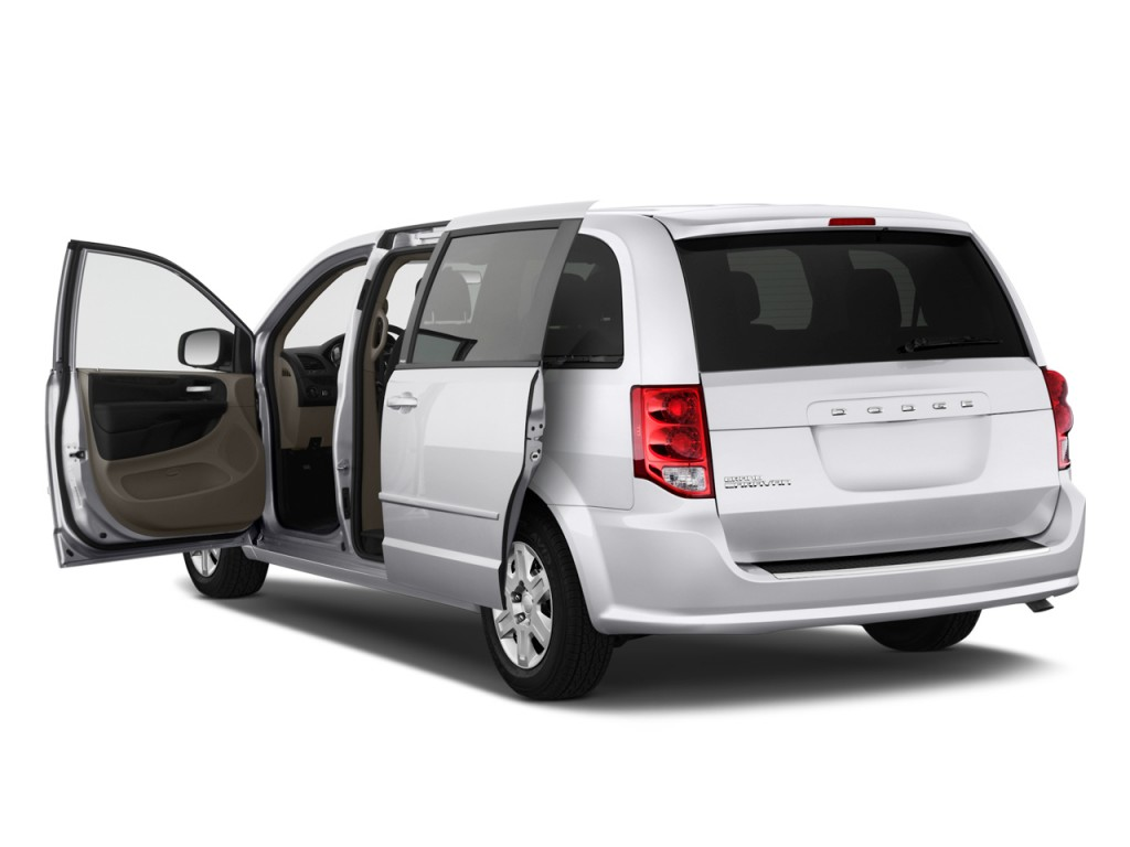 Image 2011 Dodge Grand Caravan 4 Door Wagon Express Open