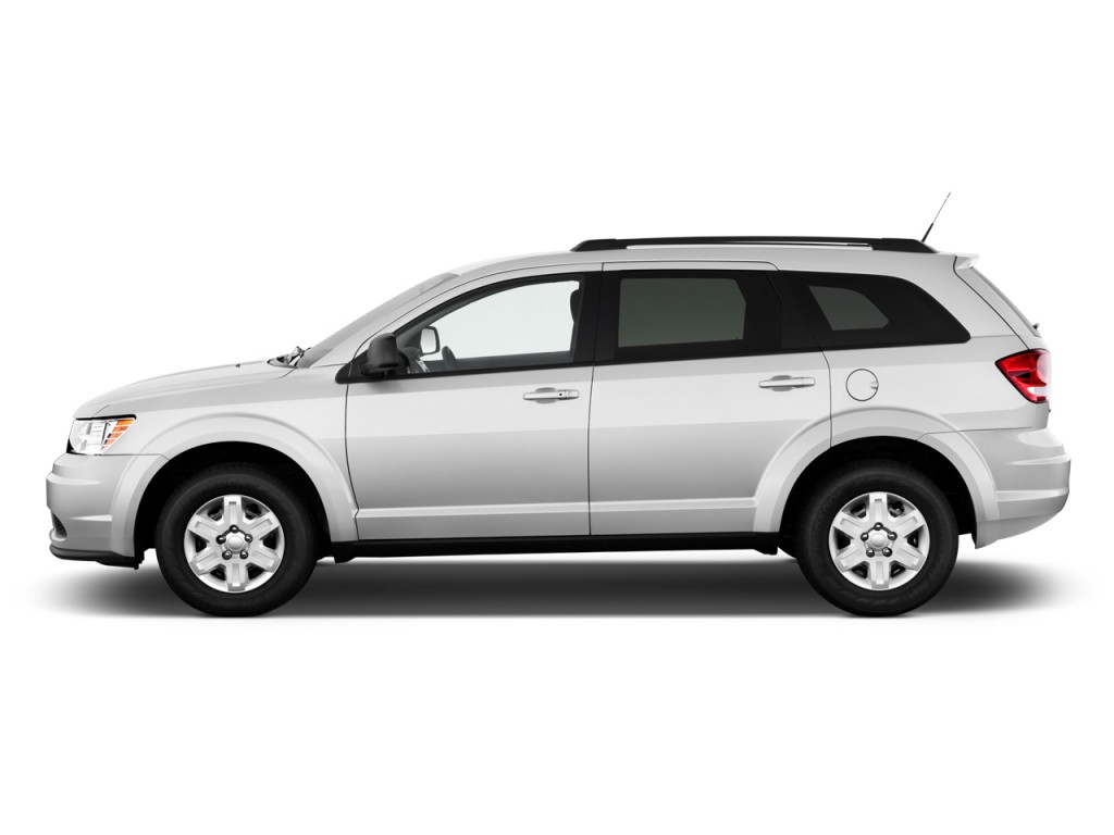 Image 2011 Dodge Journey Fwd 4 Door Express Side Exterior