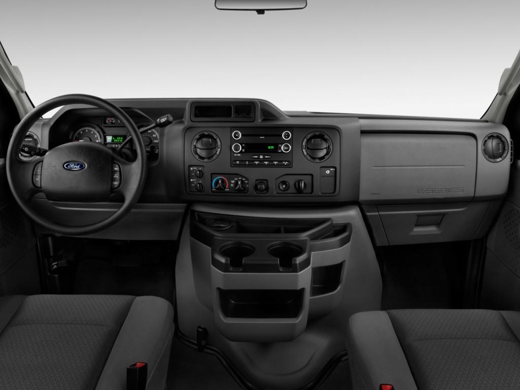 Image 2011 Ford Econoline Wagon E 350 Super Duty Ext Xl
