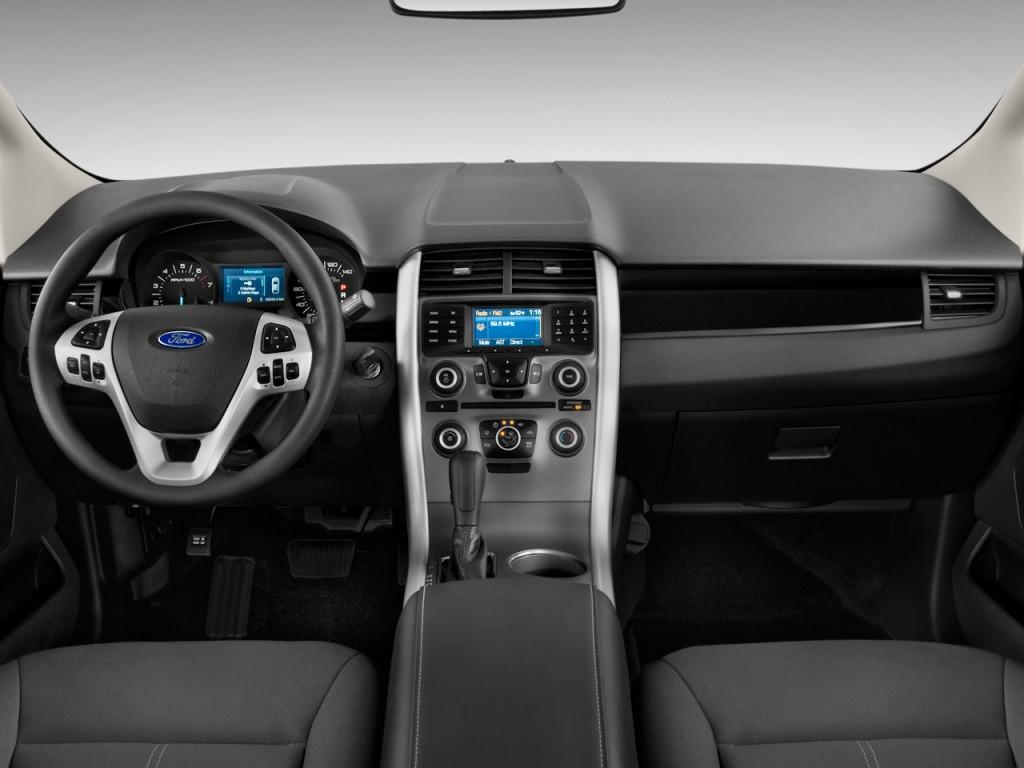 Ford Edge  Door Se Fwd Dashboard