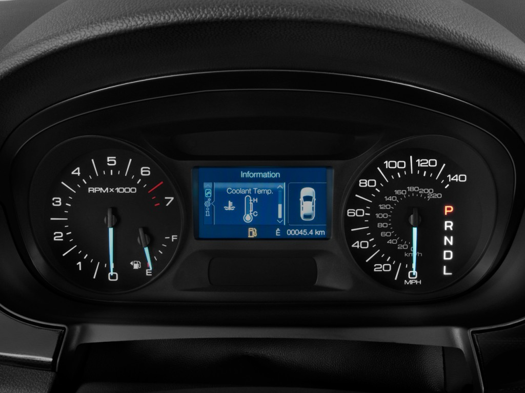 Image: 2011 Ford Edge 4-door SE FWD Instrument Cluster, size: 1024 x 768, type: gif, posted on ...