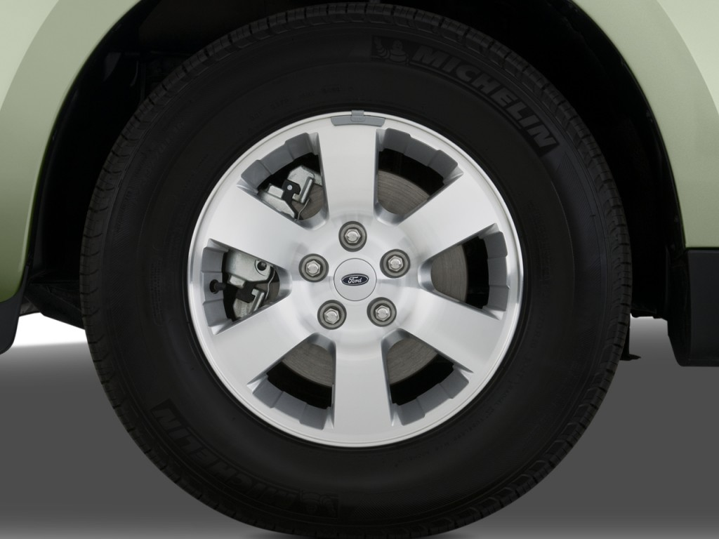 Image 2011 Ford Escape Fwd 4 Door Hybrid Limited Wheel