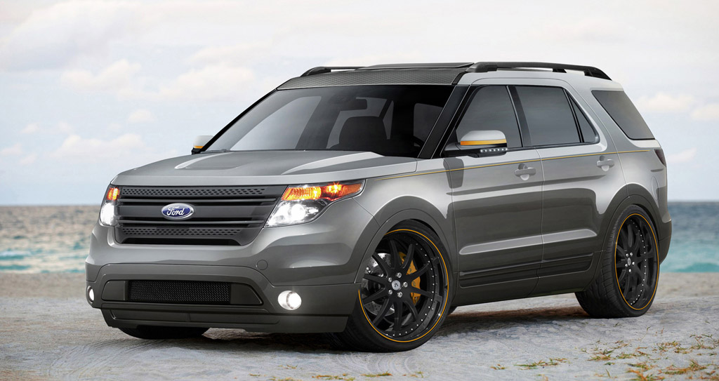 Image: 2011 Ford Explorer by Tjin, size: 1024 x 543, type ...