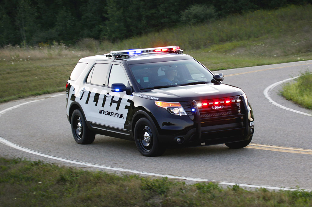 2011 Toyota Highlander For Sale >> The Best-Selling Cop Car Is Actually An SUV