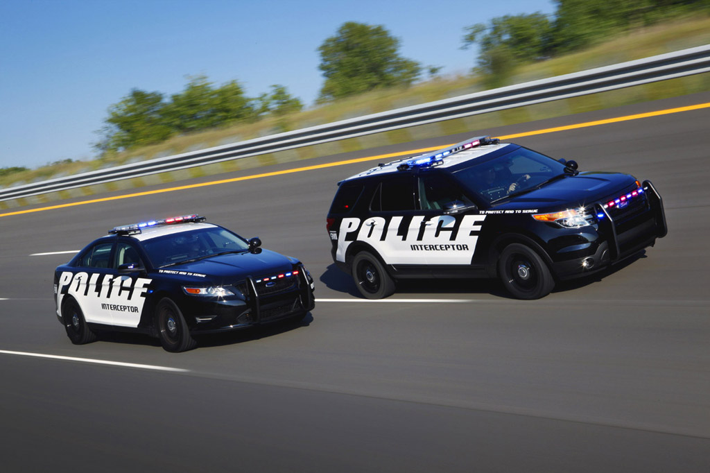 2011 Ford Explorer Police Interceptor